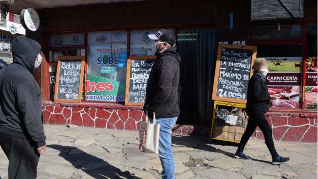 Bariloche: en 6 meses cerrará el 74% de los comercios si continúa la crisis