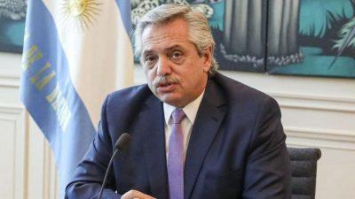 Fernández llamó a «consolidar la Argentina del trabajo»