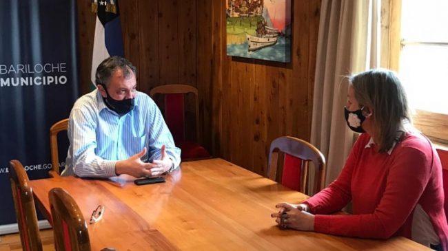El intendente de Bariloche inicia una nueva etapa de diálogo con la oposición