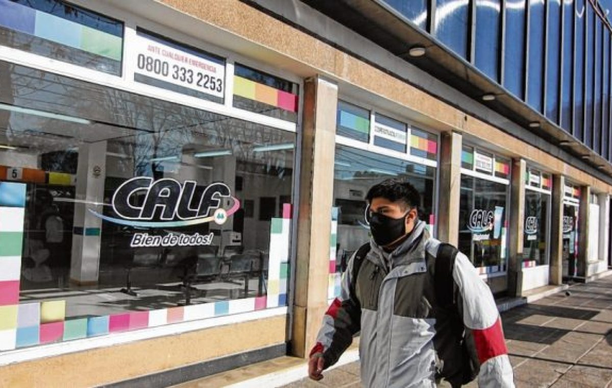 El Municipio de Neuquén autoriza a CALF a renegociar su millonaria deuda