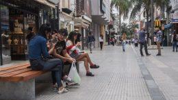 Comerciantes santafesinos acusaron una disminución de ventas por casi el 40 por ciento