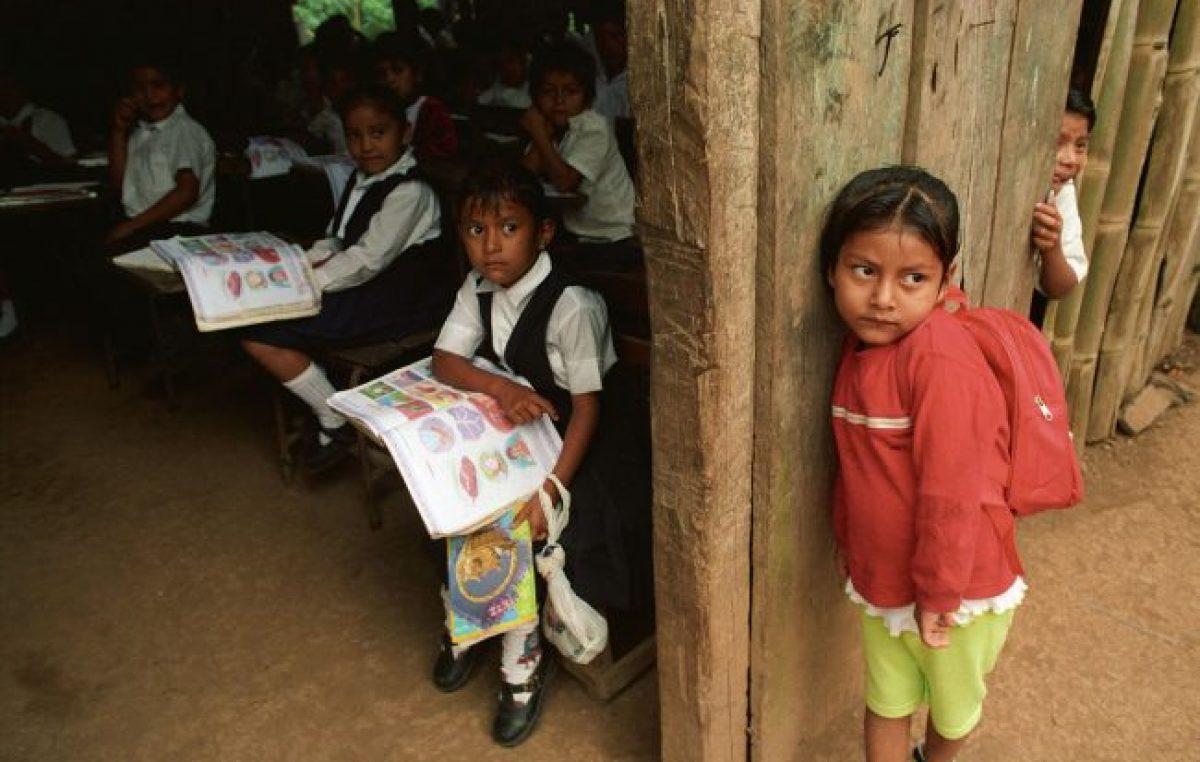 El 43% de las escuelas del mundo no tienen medios para que alumnos se laven las manos