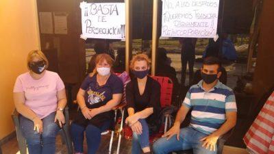 Festram Santa Fe respaldó a los empleados municipales de San Jaime de la Frontera