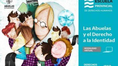 Lanzan un curso virtual sobre el derecho a la identidad