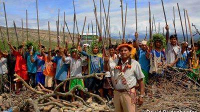 Violenta represión a indígenas amazónicos en Perú