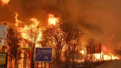 """Córdoba: """"Donde hubo incendios ahora hay countries"""""""