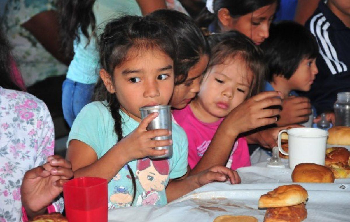 Municipio de Rafaela reforzó asistencia a comedores y copas de leche