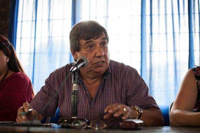 Rubén García apuntó contra los intendentes bonaerenses que reemplazan trabajadores municipales por monotributistas
