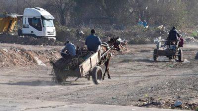 109 basurales se deben limpiar todas las semanas en Córdoba