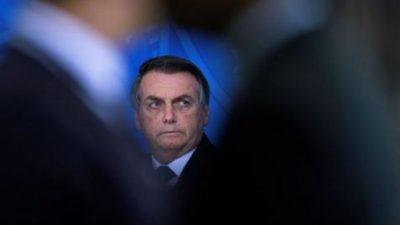 La obsesión de Jair Bolsonaro con el espionaje
