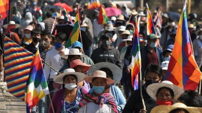Bolivia: fracasó la primera ronda de negociaciones para que se levanten los bloqueos
