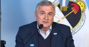 Morales criticó a Macri: «El país atraviesa una situación muy difícil y hay que estar»