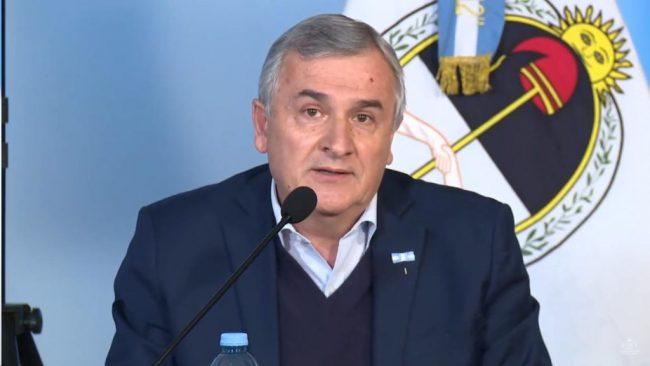 """Morales criticó a Macri: """"El país atraviesa una situación muy difícil y hay que estar"""""""