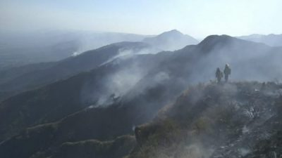 Incendios: los countries y el negocio del fuego intencional