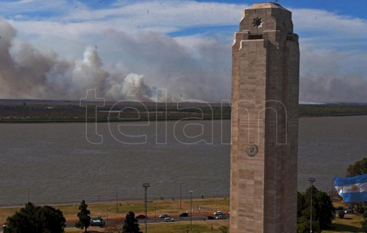 La Corte ordenó crear el Comité de Emergencia Ambiental para detener los incendios en el Delta
