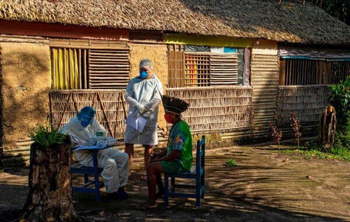 Brasil: otro ministro con coronavirus y Bolsonaro vetó un proyecto para ayudar a trabajadores de la salud