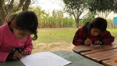 Rosario: Enseñar entre el humo, la bajante y la falta de conectividad