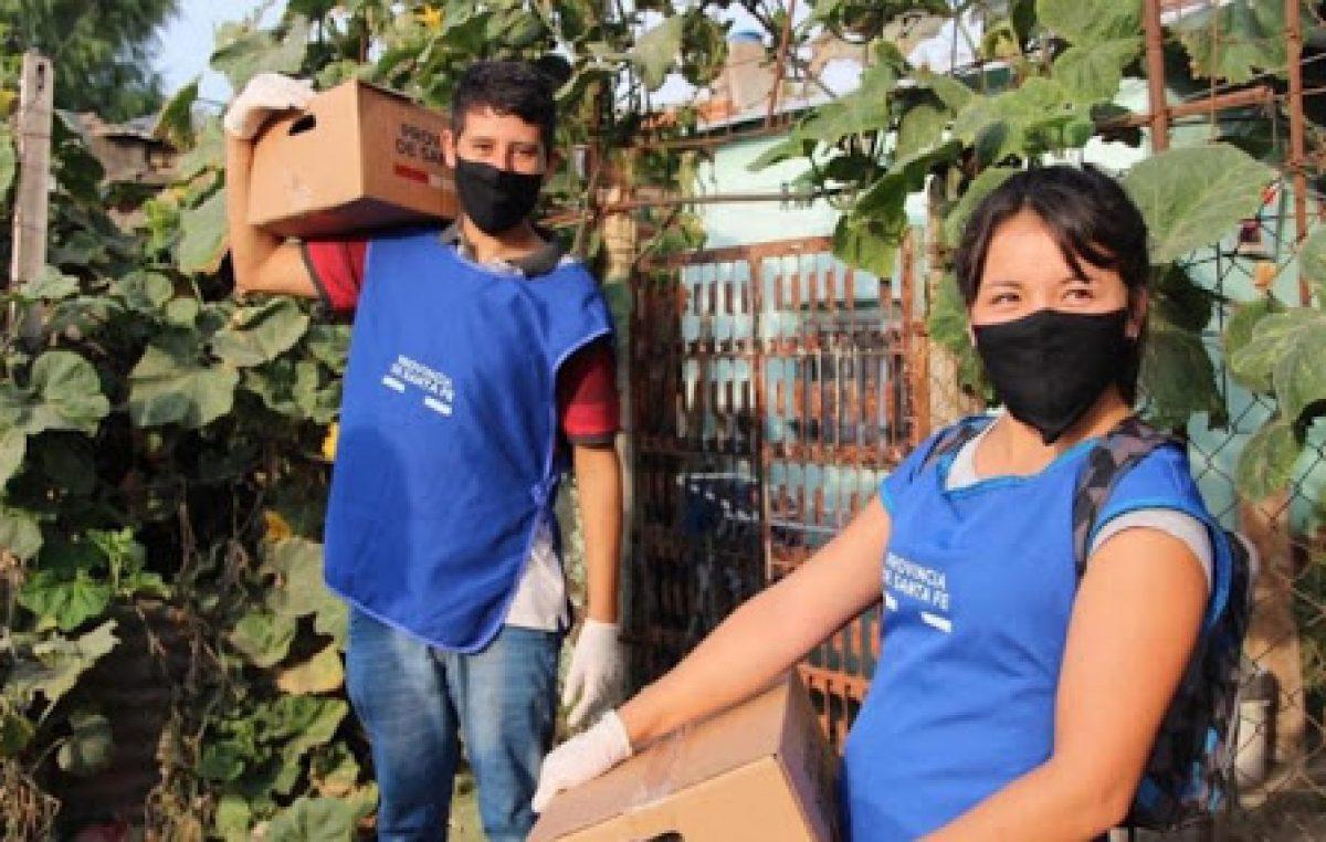 La asistencia alimentaria ya llega a 367 mil rosarinos