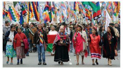 «Es necesario que las mujeres indígenas ocupen lugares de decisión para defender su voz»