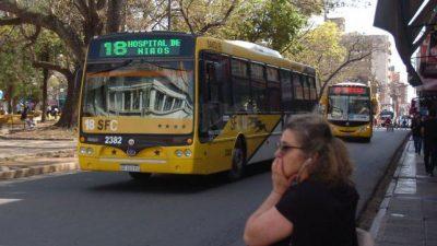 La provincia de Santa Fe recibirá más de $904.000.000 de subsidio para el Transporte