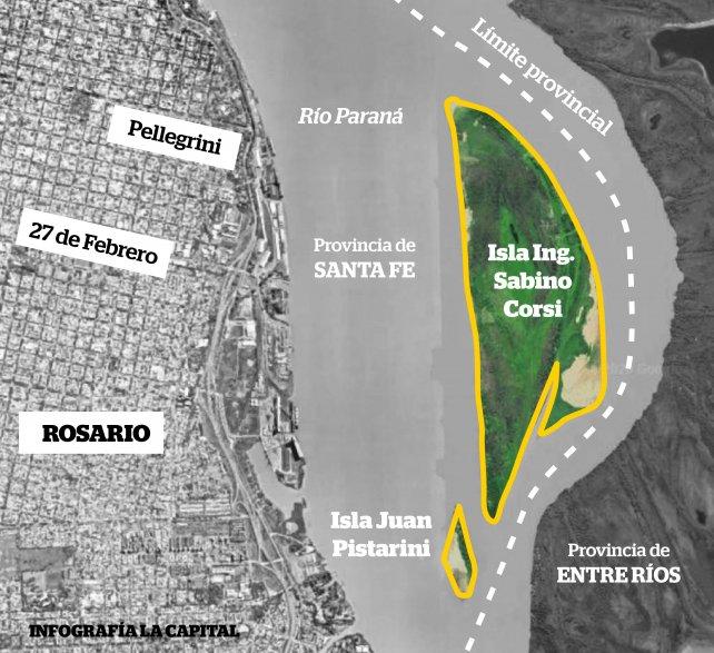 El Concejo aprobó un proyecto por la soberanía de las islas frente a Rosario