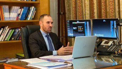 Guzman: «Se restauró la sostenibilidad de la deuda»