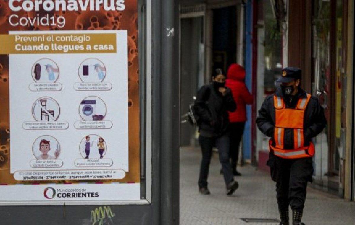 Casi el 20% de los contagiados de coronavirus son trabajadores esenciales