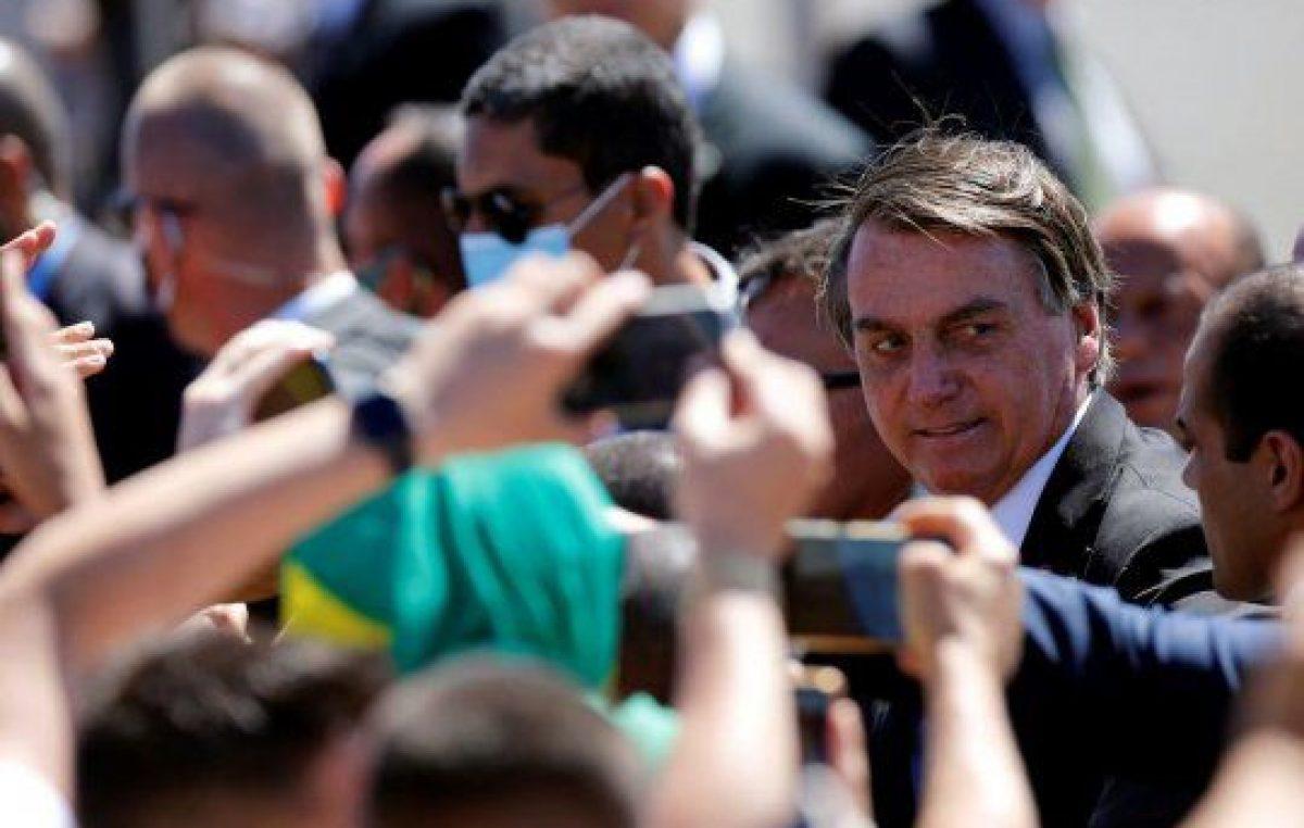 Lula acusó a Bolsonaro de convertir al coronavirus en un «arma de destrucción masiva»