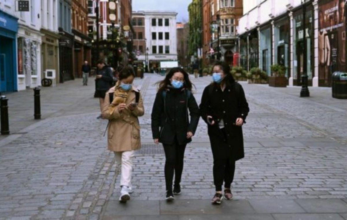Reino Unido: Fuertes multas por no mantener la distancia