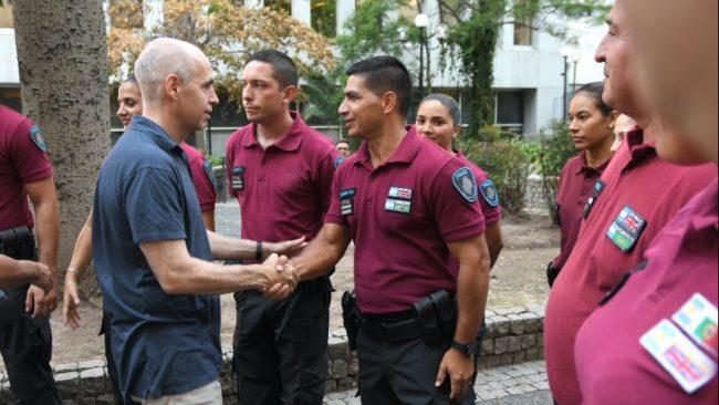 Por los recursos que recibió en 2016, la Ciudad de Buenos Aires puede destinar a seguridad un 61% más de presupuesto que la Provincia