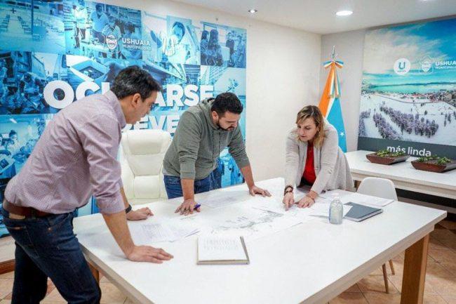 En octubre se reiniciarán las obras municipales en Ushuaia