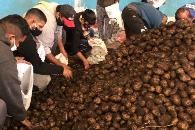 Santa Fe: El valor del alimento y la empatía con los que no tienen qué comer