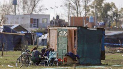 La pobreza subió a 40,9% y ya afecta a 18,5 millones de argentinos