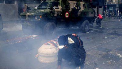 La Defensoría del Pueblo boliviana acusa al Gobierno de facto de cometer una masacre tras el golpe