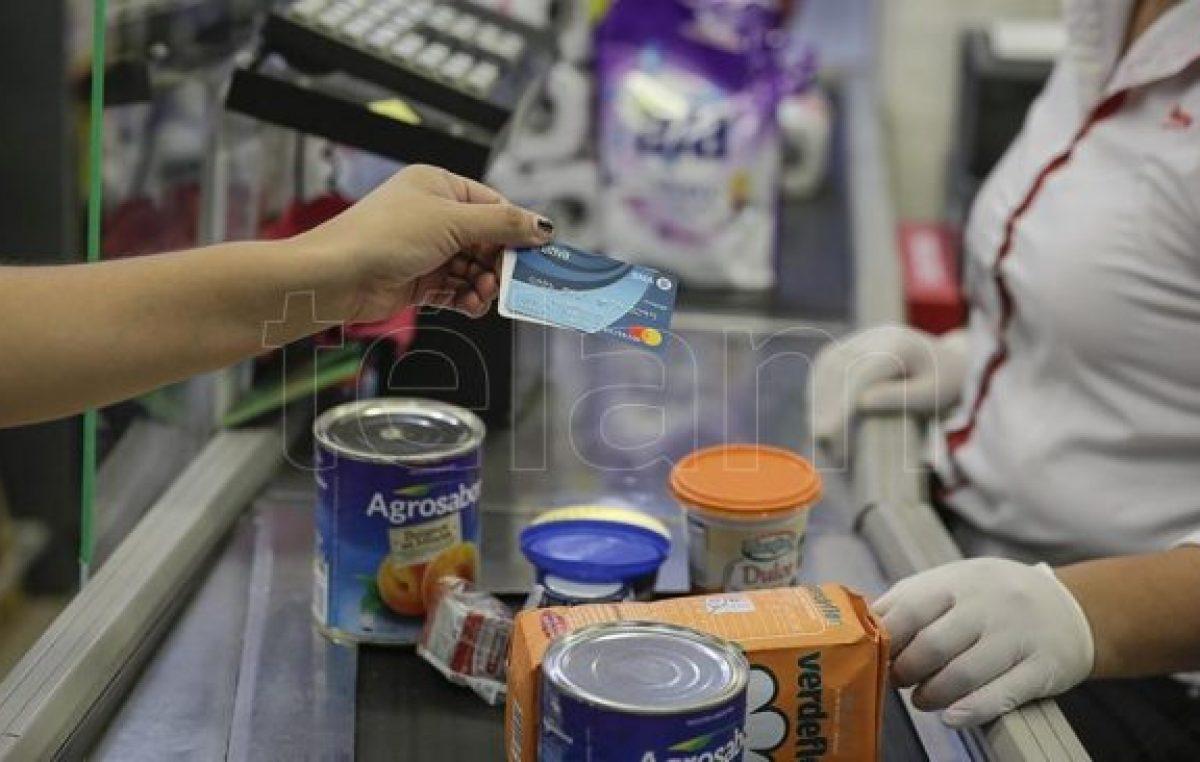 El Gobierno invertirá otros $ 30.000 millones en la Tarjeta Alimentar hasta fin de año