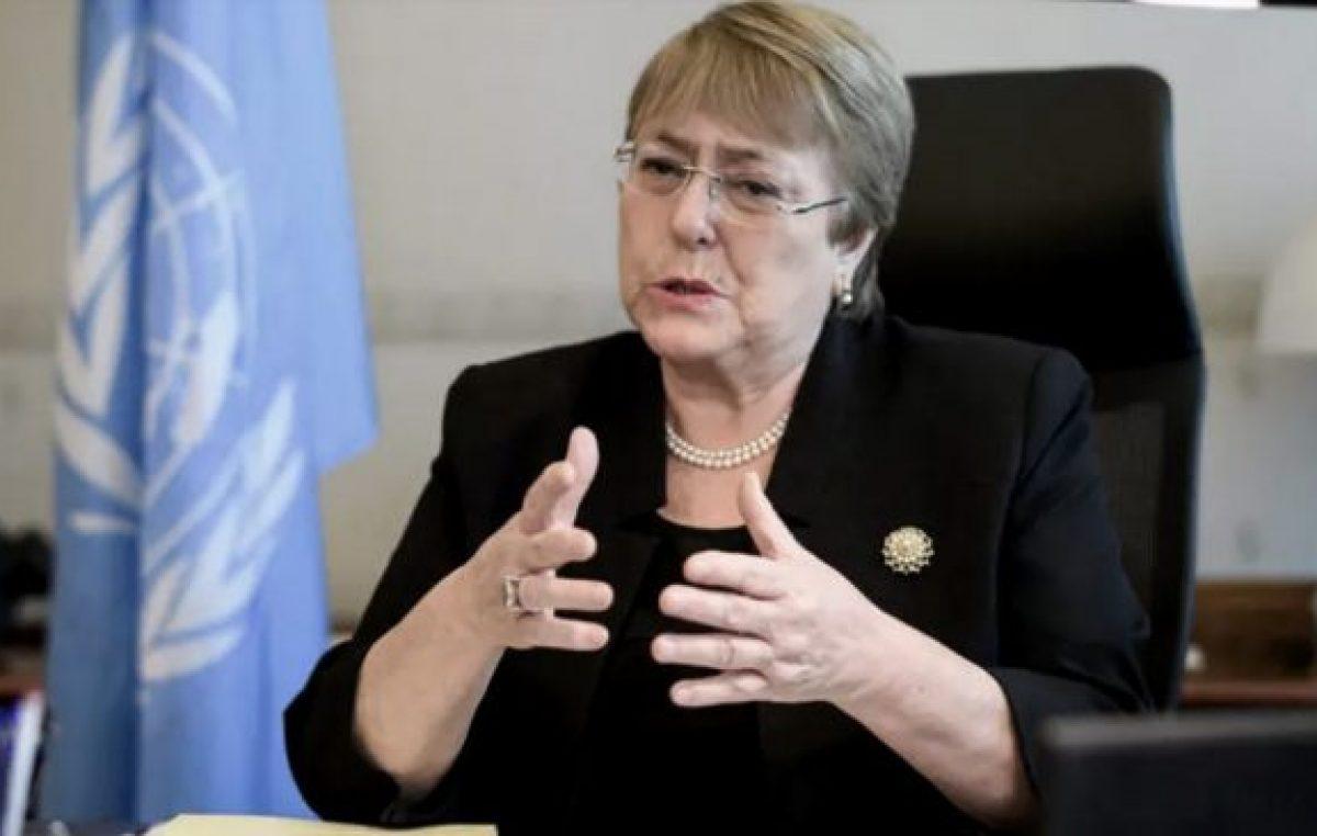 La ONU advierte preocupante intromisión militar y sobre levantamientos sociales