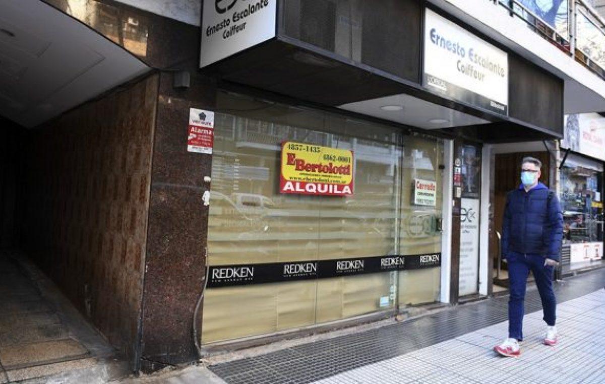 Aumentó 109% la cantidad de locales en alquiler y venta en la Ciudad, según la CAC