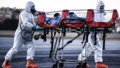 América registra el mayor número de trabajadores sanitarios infectados a nivel global