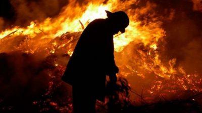 «Enfrentamos uno de los incendios más complicados del mundo», dijo el jefe del operativo