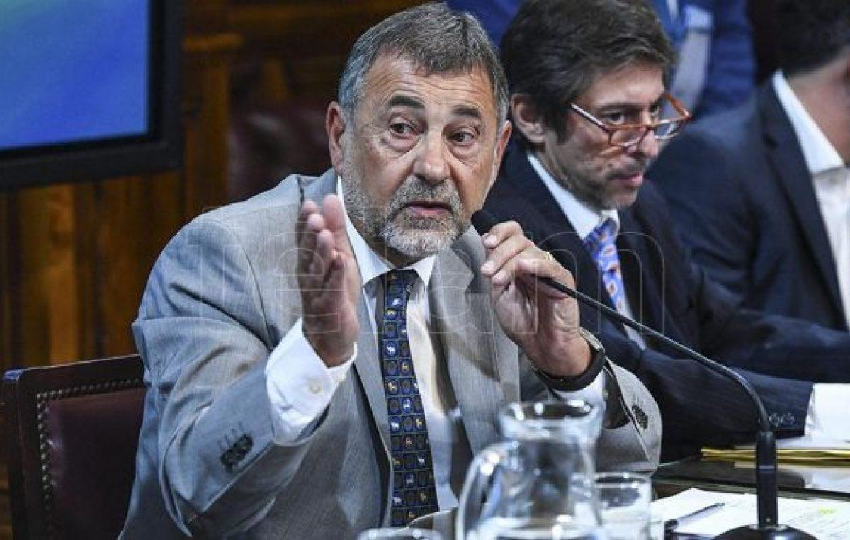 Caserio afirmó que la Ciudad busca «victimizarse» y destacó la «mirada federal» de Nación