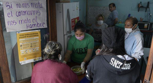 El mercado laboral fue arrasado por la pandemia