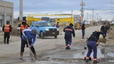 Río Gallegos daría un «bono covid» de 10 mil pesos a empleados municipales