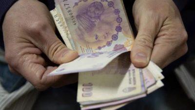 Salarios por sobre la inflación