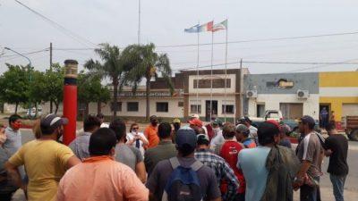 FESTRAM rechaza la política salarial que intenta imponerse a los trabajadores municipales en San Cristóbal.