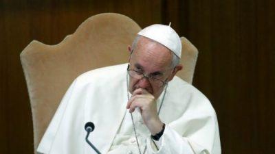 El papa Francisco prepara una encíclica pospandemia
