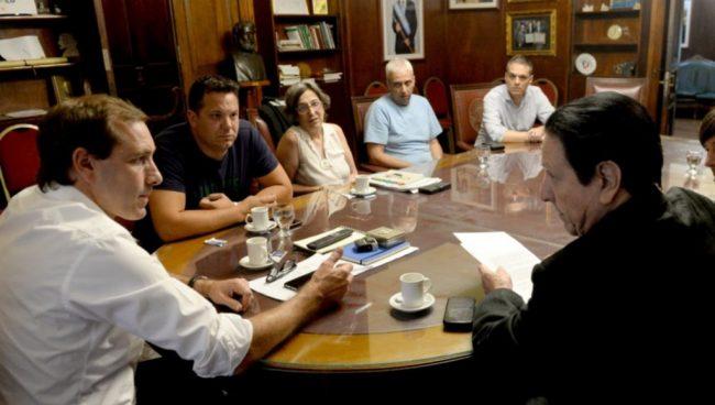 Se define la paritaria de los trabajadores Municipales