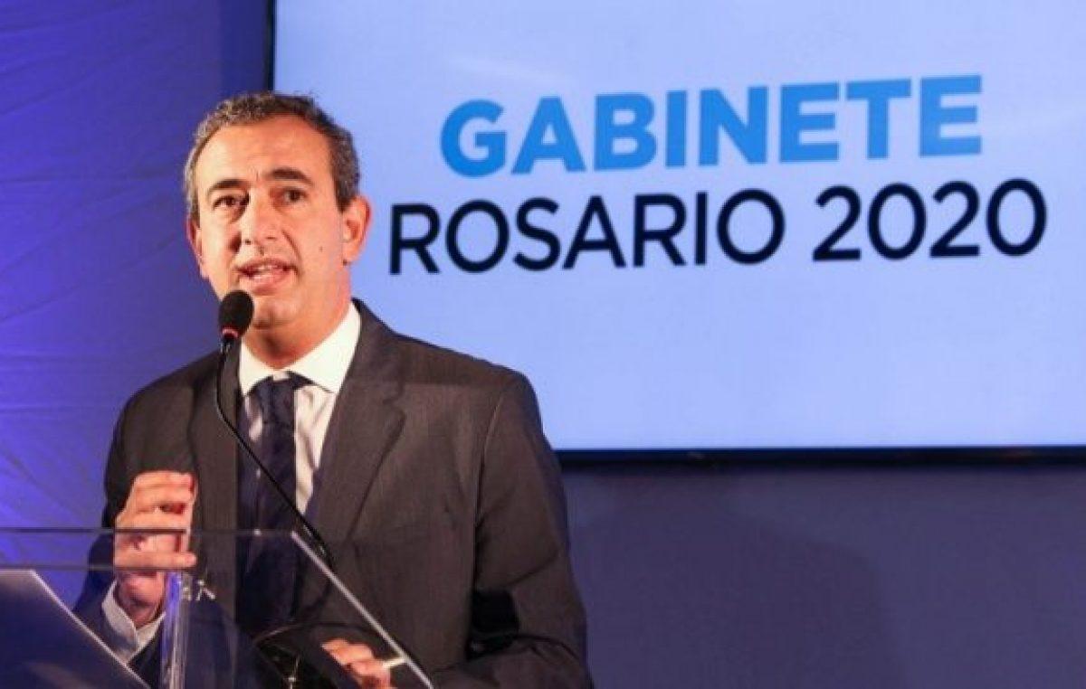 El intendente de Rosario admitió que la ciudad «tiene bolsones de inequidad muy grandes»