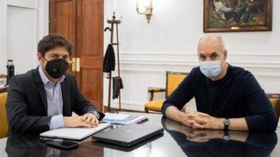 Coronavirus: La Provincia de Buenos Aires invirtió casi $17.000 millones más que CABA