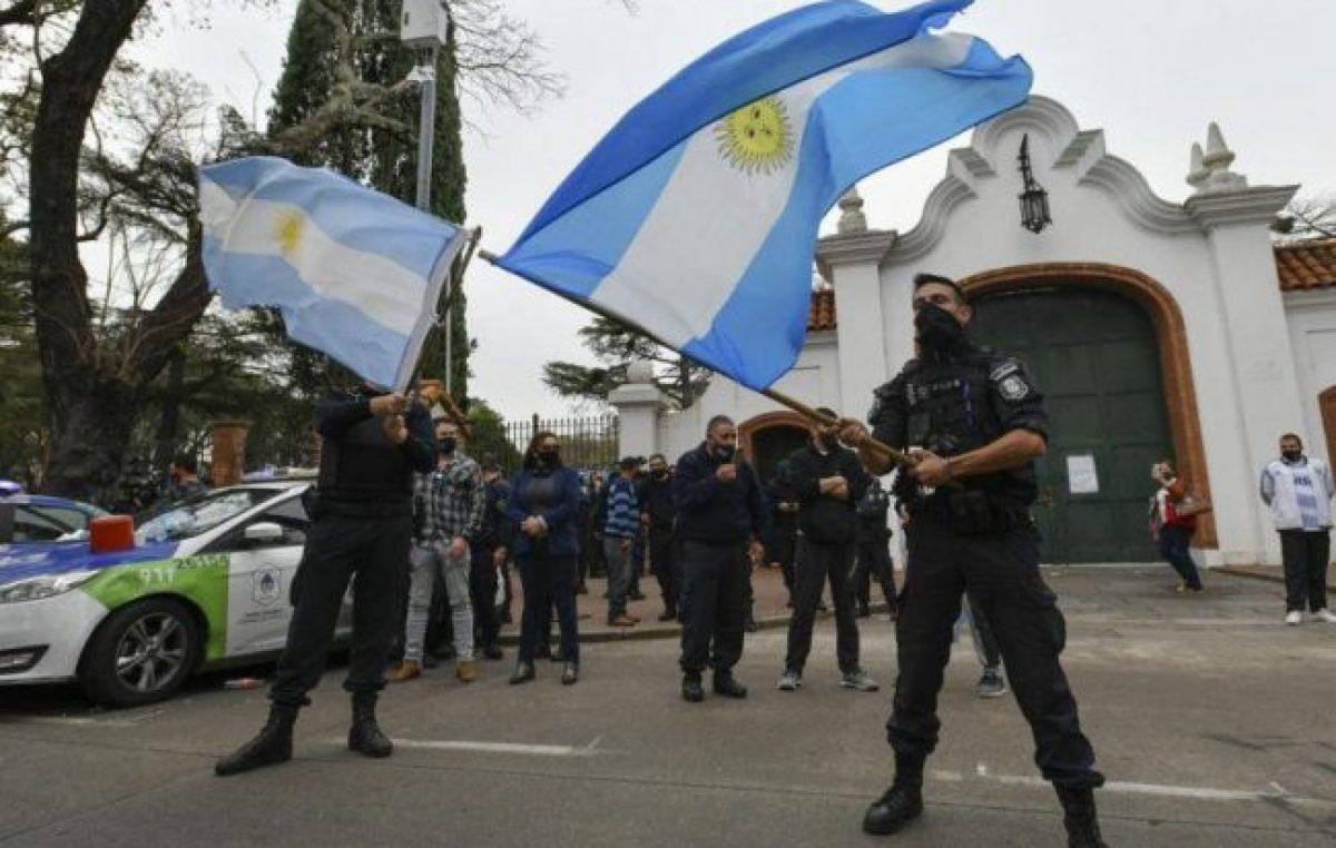 Intendentes del Conurbano también repudiaron la violenta protesta de la policía en Olivos