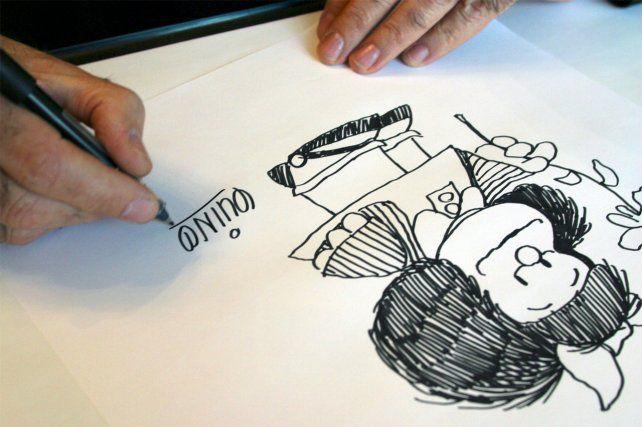 Quino y la historia de la creación de Mafalda, una niña muy diferente